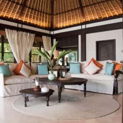 Luxury Villa, Fregate Island, Seychelles