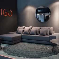 Graphite Doiley, Origo's Stand, 100% Design 2015