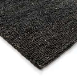 Bast Fibre Looped, Black