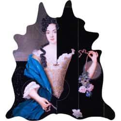 Annabelle Rug, Artist : Joao Figuieredo,150cm x 165cm