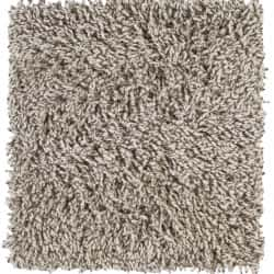 Two-Tone Wool Shaggy