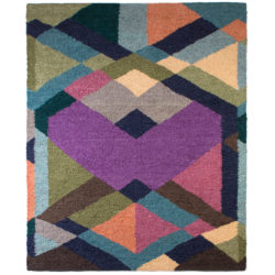 Montage Mohair Rug