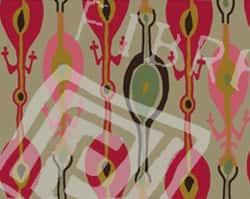 Tufted Wool, Batick LECD Design