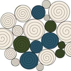 Tufted Wool Bespoke Design, Radison Hotel, Maptuto