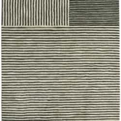 Tufted Wool, Lines Design 1