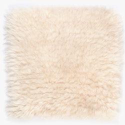 Natural Wool Shaggy